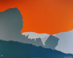 SOLD Cow & Calf rocks, Ilkley