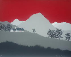 SOLD Blackrock cottage, Glencoe