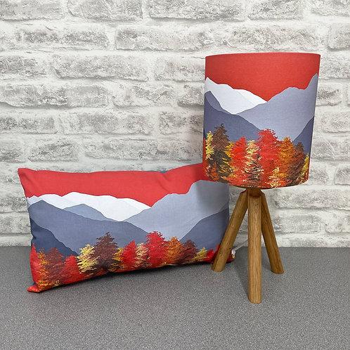 Keswick lampshade & cushion bundle