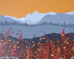 SOLD Langdale in Autumn