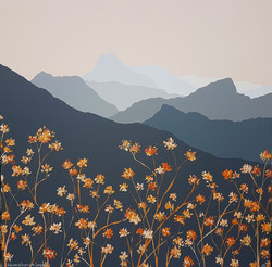 SOLD Autumn Colours over Langdale