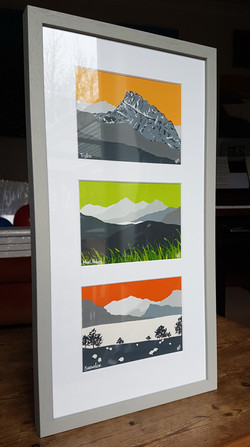 SOLD Mountains of Snowdonia, Wales