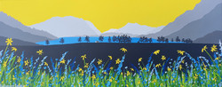 SOLD Buttermere Daisies