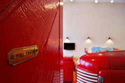 Fire Engine Spa Suite │ Adelaide