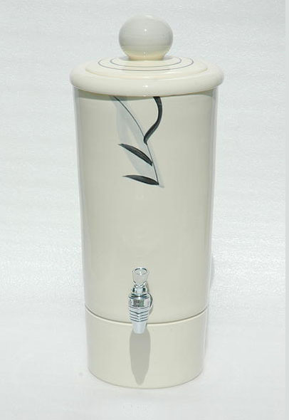 Grey Aqua-urn Water Filter - Aquadome Wa