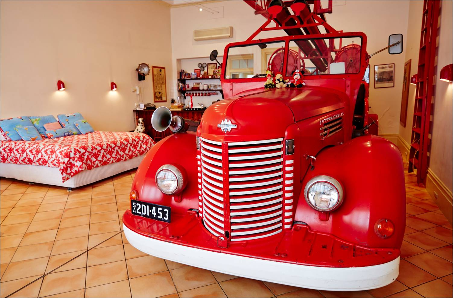 Fire Station Inn │ Adelaide Hotels