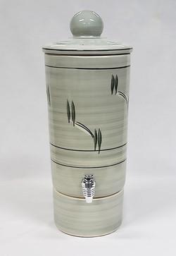 Two Leaf Grey Aqua-urn Water Filter - Aq