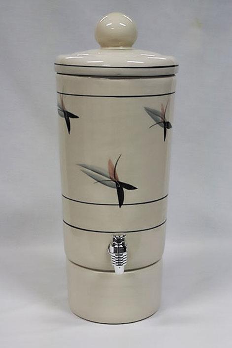 Red Earth Grey Aqua-urn Water Purifier