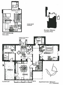 Garden & Loft │ Buxton Manor