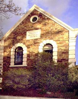 Friendly Meeting Chapel │ Heritage