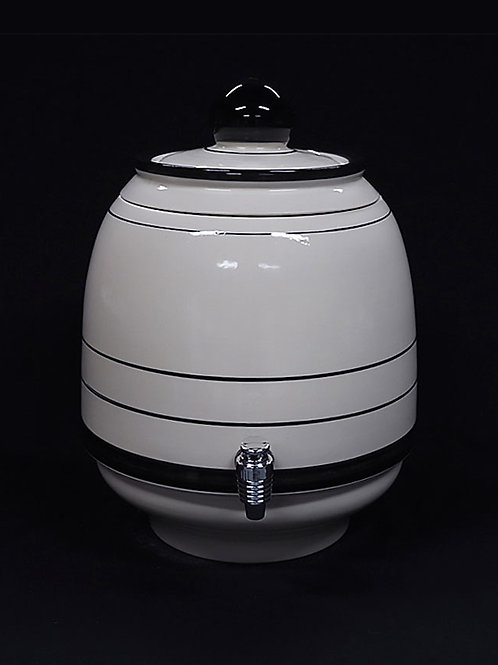 Black Banded Aquadome Water Purifier