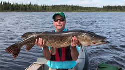 John week 3 master pike 44 inches