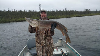 Trophy Fishing on the Lakes of Manitoba - Grey Owl Outfitters