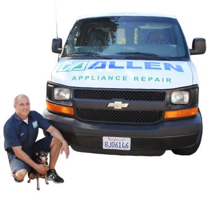 South Orange County Appliance Repairman Andy Allen
