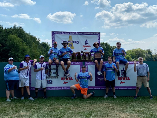 Maple City Magic win 4th consecutive ORWBL World Series title over BFAM in 6 games