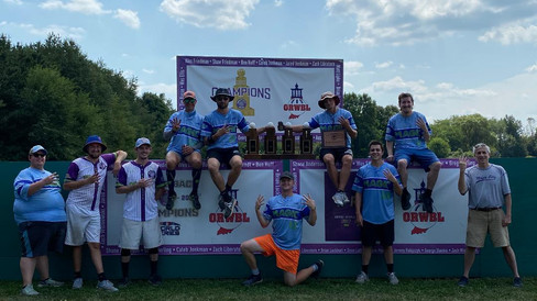 Maple City Magic win their 4th consecutive ORWBL World Series title in 6 games over BFAM