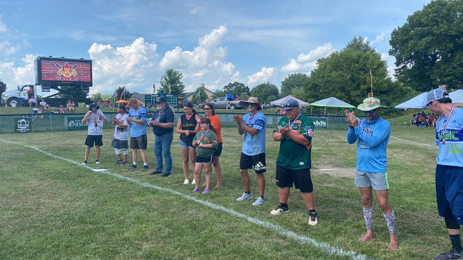 Inaugural New Carlisle Wiffle®Ball HOF class honored at Hometown Cup