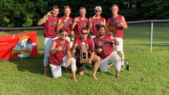 Granger Panthers Sweep Maple City Magic to Win First ORWBL World Series Title