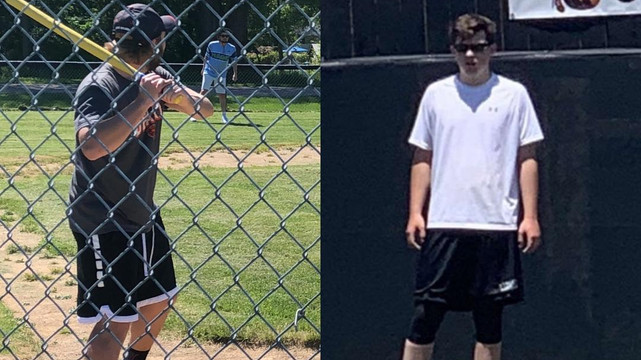 Wildcards' DJ Hill and Goon Squad's Josh Trim named ORWBL Rookies of the Year.