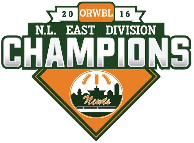 Newts clinch NL East Division crown