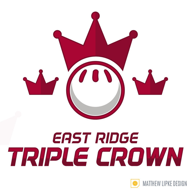 Jeremy Ross changes his brand to the East Ridge Triple Crown.