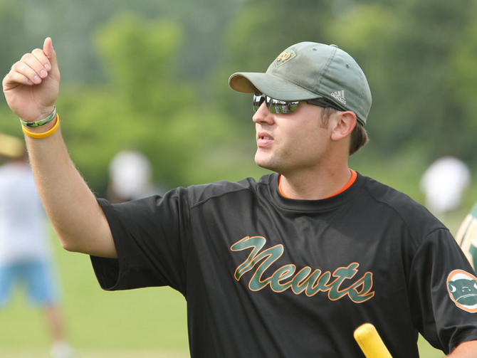 Keck wins fifth Manager of the Year