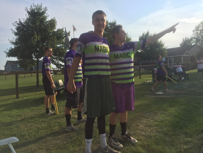 Maple City's Alex Friedman and Caleb Jonkman take home 2017 National Manager and Player of the Y