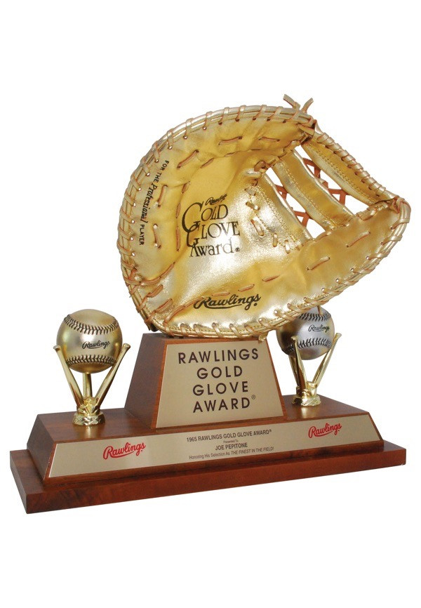 Jasen Webb, Seth Campbell awarded Gold Glove honors.