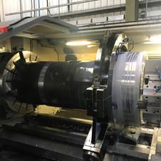 Large 5 ton component - Sunfirm Lathe.jp