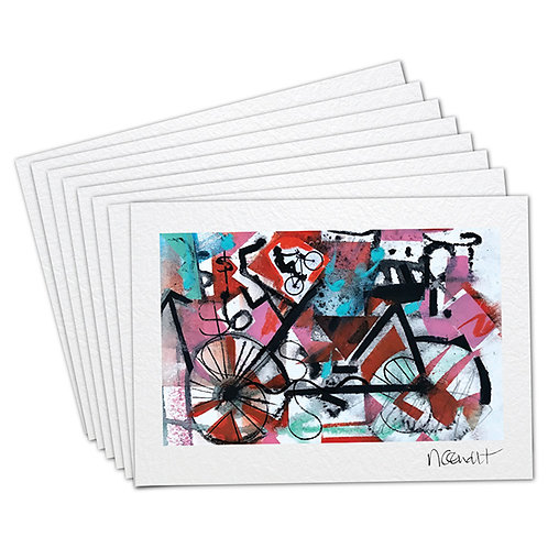 Bicycle Art Bundle