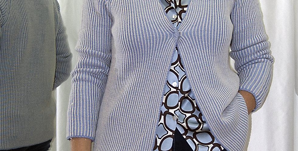 Cardigan, 50% lana - 50% acrilico