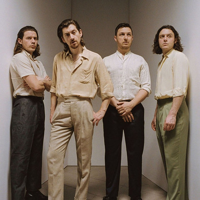 Arctic Monkeys // Tranquility Base Hotel & Casino [Album Review]