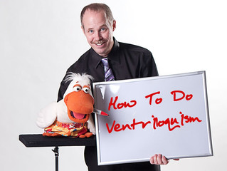 Ventriloquism Part 2: The Cheats