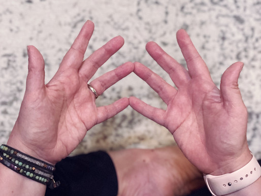 Dvimukham Mudra for Deep Relaxation and Insomnia