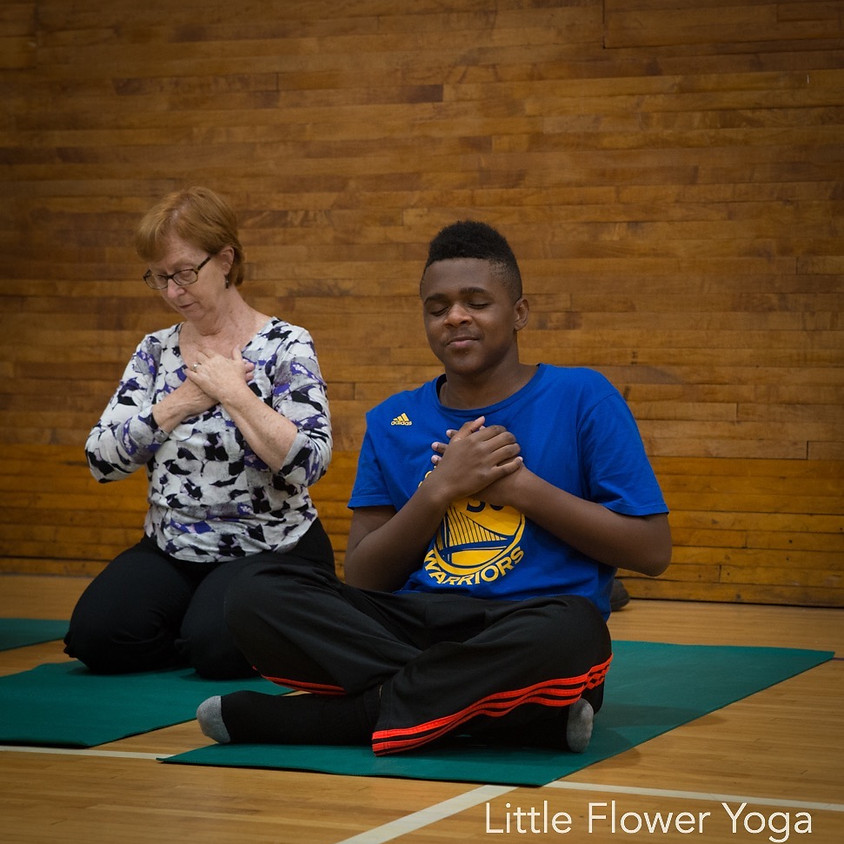 Level 3 NYC Little Flower Yoga and Mindfulness Training with Argos