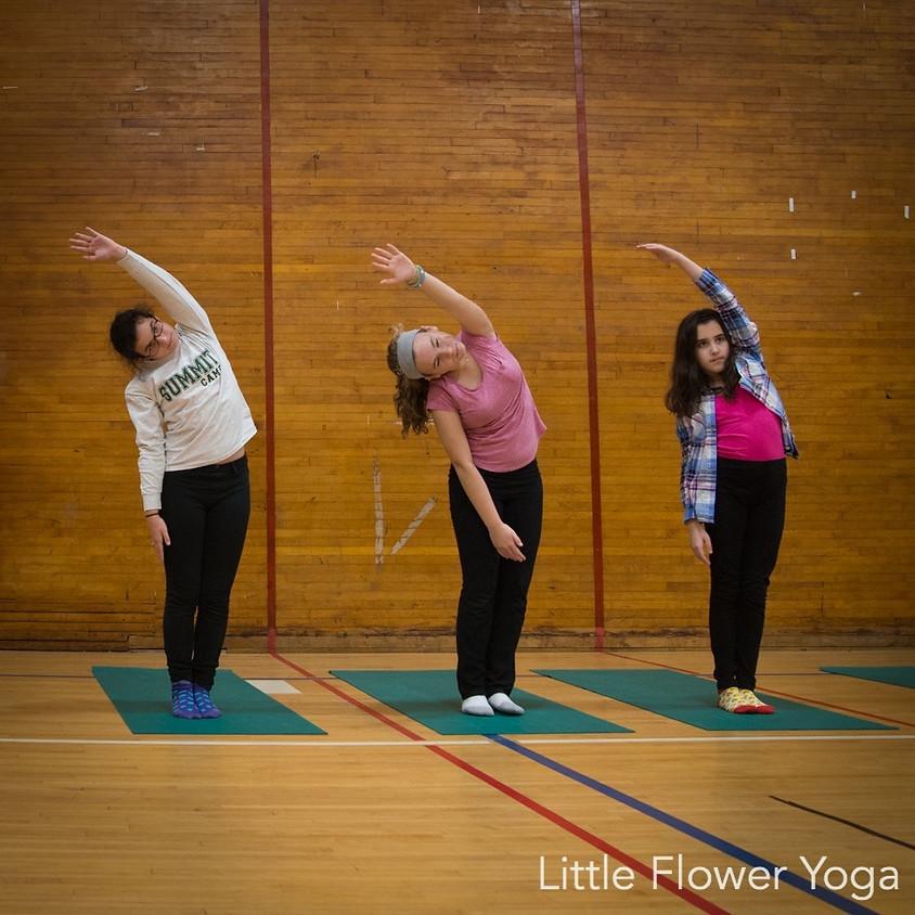 Level 1 Florida Little Flower Yoga & Mindfulness Teacher Training with Argos Gonzalez