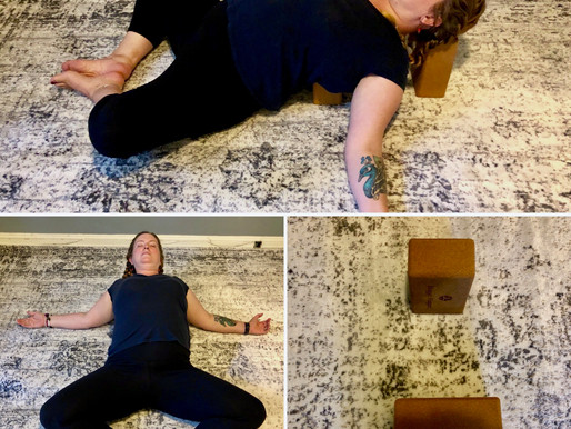 Yin Yoga: A Practice of Reconnection and Surrender