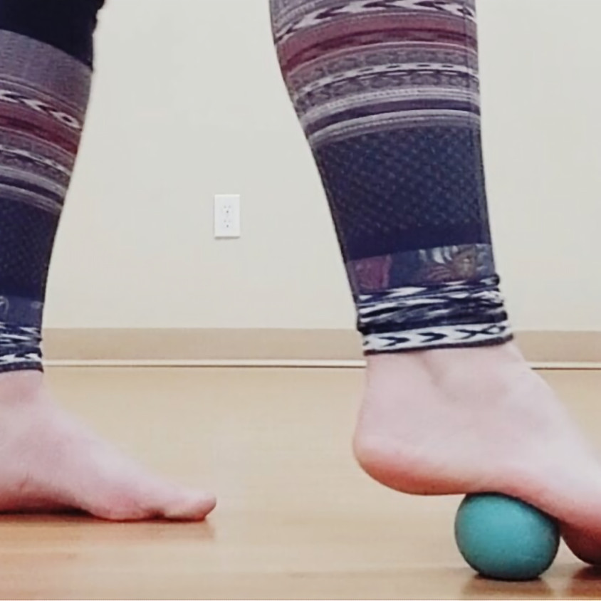 Roll and Release Self Massage Workshop