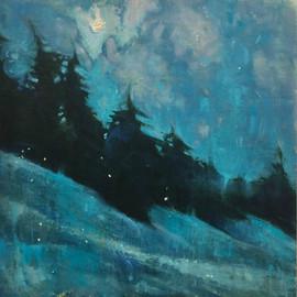 ONE BLUE NIGHT
