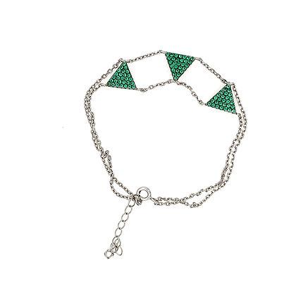 TR green bracelet