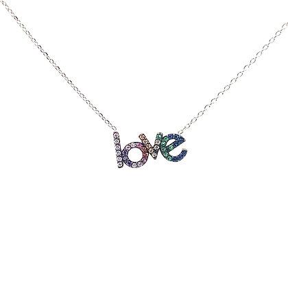 LOVE NY necklaces