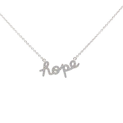 HOPE necklaces