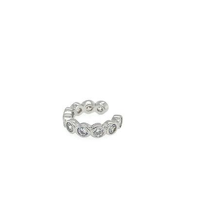 Diamond pave ear cuffs