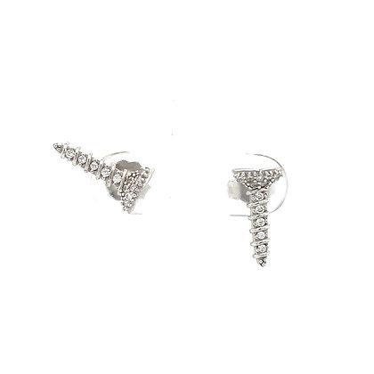 Screw U earrings