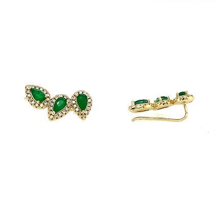 Kris earrings