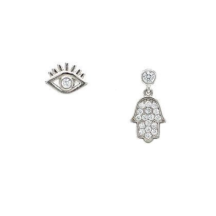 Jones earrings