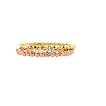 Bubble ring