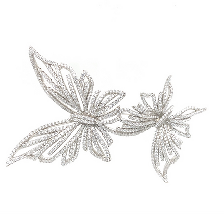 Fly with me brooch