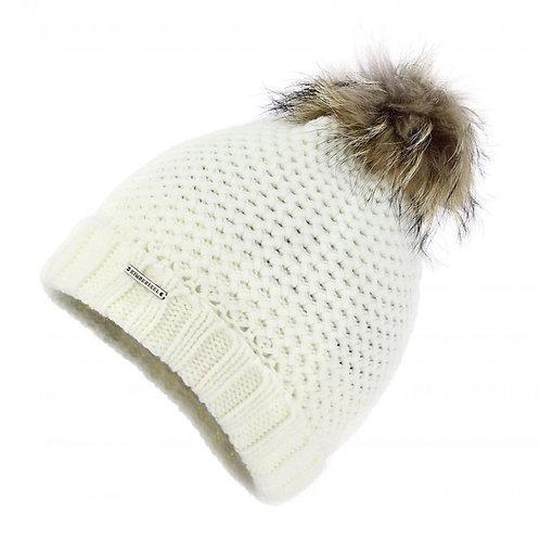Bonnet Neottie Blanc