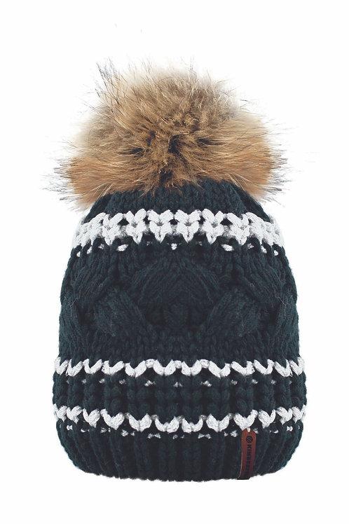 Bonnet Lodex Noir